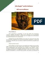 La ideología anticristiana del surrealismo - Hans Sedlmayr