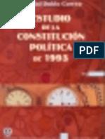 Estudio de la Constitución Política de 1993- Tomo II / Marcial Rubio Correa