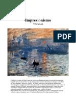 Ensayo Visual Impresionismo - Juan Pablo Saldias