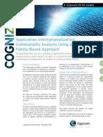 Application Internationalization