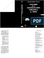 Estudio de la Constitución Política de 1993- Tomo VI / Marcial Rubio Correa
