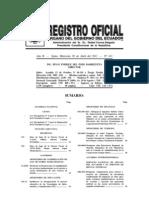 Ro Ley Derogatoria No. 6 Normativa Legal