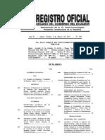 Ley Reformatoria a La Ley de Transplante de Organos y Tejidos