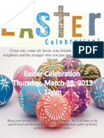 3-28-13 Easter