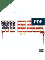 Digital Booklet - Wu-Block