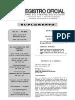 Ley de Fomento Ambiental y Optimización de los Ingresos del Estado