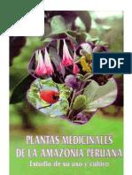 Plantas Medicinales de la Amazonía Peruana