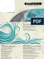 Digital Booklet - Algiers