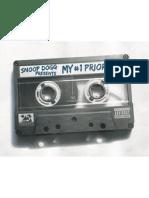Digital Booklet - My #1 Priority