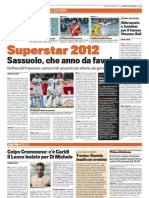 La Gazzetta dello Sport 02-01-2013 - Calcio Lega Pro