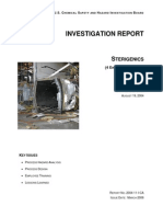 Sterigenics Report