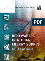 Renewable Factsheet