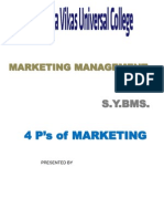 marketing management cadbury ppt