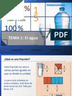 Tema1.3 Porcentajes y Fracciones