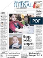 The Abington Journal 01-02-2013