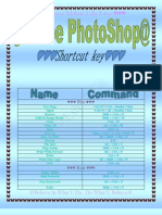ZBrushHotkeys pdf | Keyboard Shortcut | Graphical User