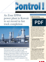 Az Zour 800 MW Open Cycle GT Kuwait Emergency power 2008.pdf