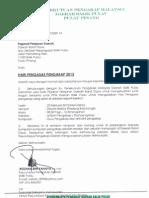 Hari Pengasas Pengakap 2012 - Persekutuan Pengakap Daerah Balik Pulau