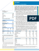 Yes Bank Report