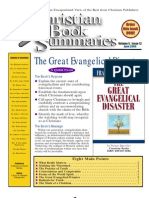 The Great Evangelical Disastercbs0512