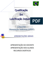 lubrificação