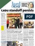 Manila Standard Today -- Thursday (January 03, 2013) issue