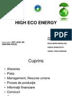 High Eco Energy