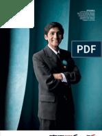 Entrevista al docente Walter Velásquez. Ganador 2012 del concurso Maestro que deja huella