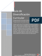 Guia diversificacion 2012