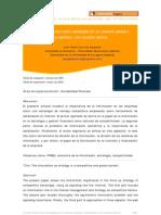 La información como estrategia en un contexto global y competitivo