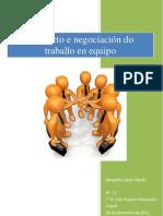 conflicto e negociación