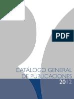 Catalogo General Publicaciones