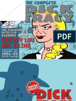 Complete Dick Tracy, Vol. 14 Preview
