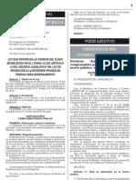DECRETO SUPREMO N° 123-2012-PCM