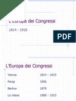 L'Europa Dei Congressi2
