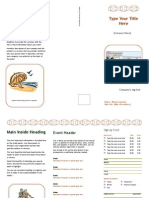 pamplet