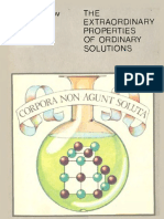 The Extraordinary Properties of Ordinary Solutions Fialkov MIR