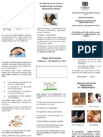 CEX-DO-380C-002 Metodologia para Mejorar la adherencia a la Terapia