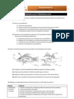 BioGeo - osmorregulacao e termorregulacao
