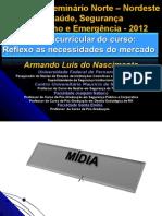 A Grade Curricular Do Curso - Reflexo as Necesidades Do Mercado - CORRIGIDA. 06.12.12