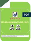 ESTRUCTURA DE FRASES UD. LOS OFICIOS (ARTÍCULO/SUSTANTIVO)