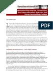 Lateinamerika und die Entstehung des internationalen Systems des Menschenrechtsschutzes