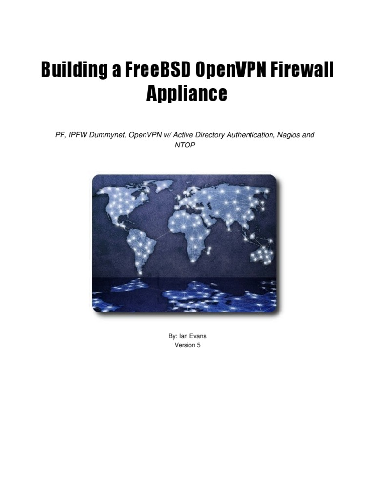 Building a powerful FreeBSD firewall based on PF and IPFW | Radius