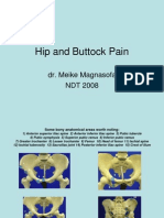 Hip and Buttock Pain