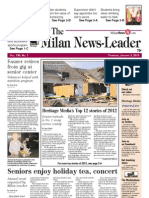 The Milan News-Leader