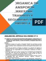 ARTICULO LEY TRANSITO ECUADOR