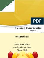 Huevos y Ovoproductos 2