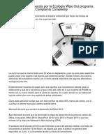 La marca Puma apuesta por la Ecología Purge programa de facturacion sae Difficulties Definately.20130102.121903