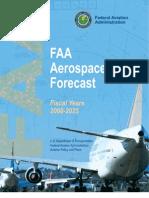 FAA 2008 Forecast