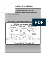 Typologies Des Systemes de Production
